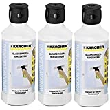 Karcher Window Vac Glass Cleaning Surface Shine Concentrate Solution set Van 3